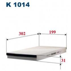 FILTER KABINE K1014 FILTRON